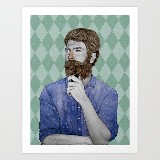 Igor Art Print