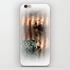 The Rise of a Nation iPhone & iPod Skin
