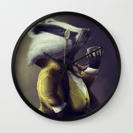 Country Club Collection #1 - Aperitif Wall Clock