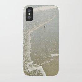 Fleeting moment iPhone Case