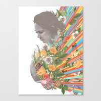 Metanoia Canvas Print
