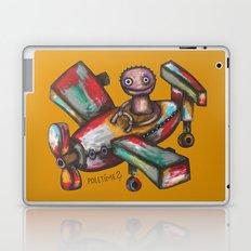 Let's Fly? Laptop & iPad Skin