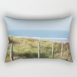 Dune at the beach of Scheveningen Rectangular Pillow