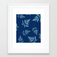 botanical Framed Art Prints featuring Botanical by Jody Edwards Art