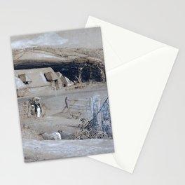 12,000pixel-500dpi - Samuel Palmer - The Valley Of Vision - Digital Remastered Edition Stationery Cards