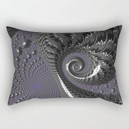 Foreverness Of Fractals 04 Rectangular Pillow