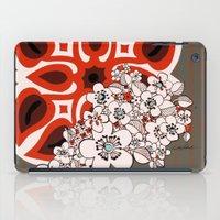 hawaiian iPad Cases featuring Mid Century Hawaiian by Vikki Salmela