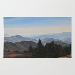 Grassy Ridge Bald, NC Rug
