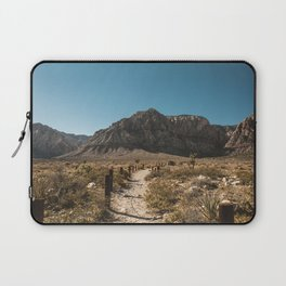 Path to Red Rock Canyon Laptop Sleeve