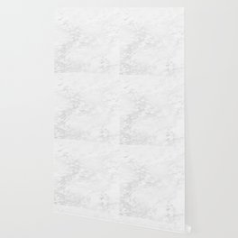 White Marble Silver Glitter Gray Wallpaper