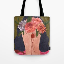 This Feeling of Mine Tote Bag