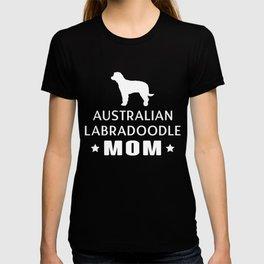 Australian Labradoodle Mom Funny Gift Shirt T-shirt