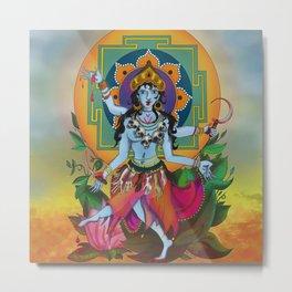 Kali, My Kali Metal Print