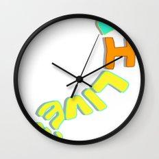 Can I Live? Wall Clock