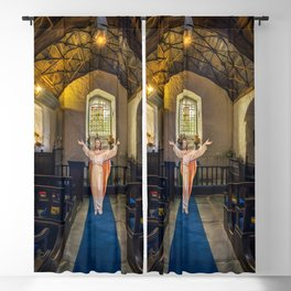 The Resurrection Of Jesus Blackout Curtain