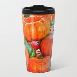 Heirloom Pumpkins Travel Mug