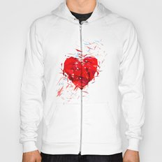 Fragile Heart Hoody