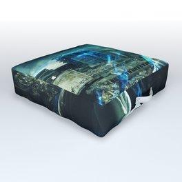 ALAN WALKER DARKSIDE TOUR DATES 2019 KEPITING Outdoor Floor Cushion
