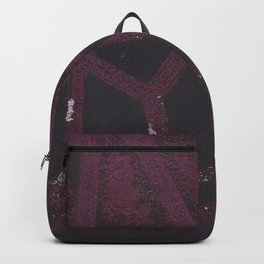 Cathedral Window Backpack