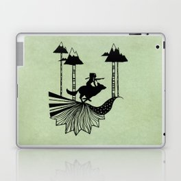 Midnight Hunt Laptop & iPad Skin