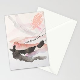 Day 25: The natural beauty of one thing leading to another. Stationery Cards
