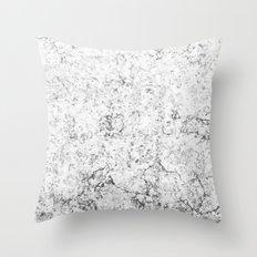Marble I Throw Pillow