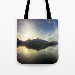 Lake Tahoe, CA.  Tote Bag