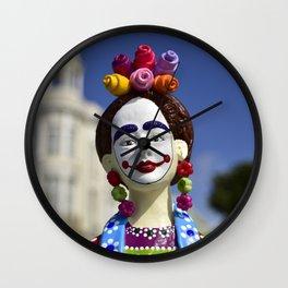 Frida - I Wall Clock