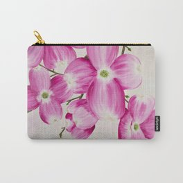 Dogwood Blossoms I Carry-All Pouch