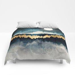 Indigo Night Comforters