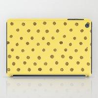 polkadot iPad Cases featuring Everyone Love A Polkadot by Katie Copeland