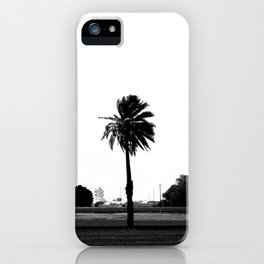 Palm Trees Four iPhone Case