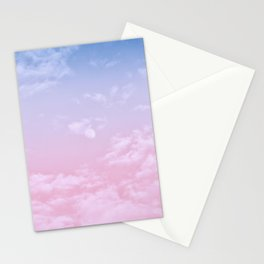 4K - WALLPAPER - AIR - ATMOSPHERE - PHOTOGRAPHY Stationery Cards