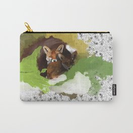 Littlest Foxes Carry-All Pouch