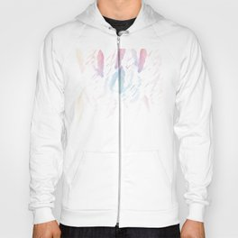 Feather Sketch Hoody