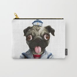 Pug Goyo Carry-All Pouch