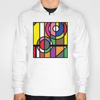 window Hoodies featuring Window by Akehworks