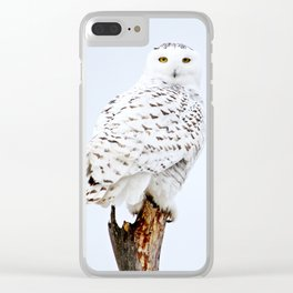 Join me on my journey Clear iPhone Case