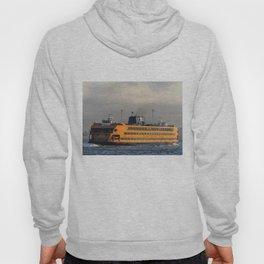 The Staten Island Ferry (Broadside) Hoody