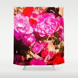 The beauty of the colors. Shower Curtain