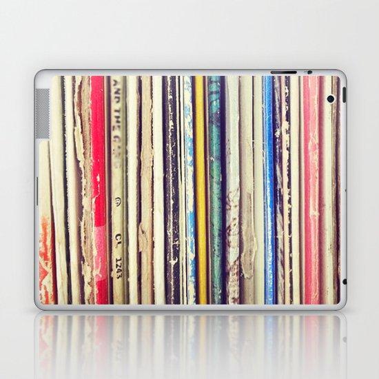 Vinyl II  Laptop & iPad Skin