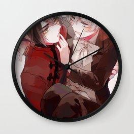 HongIce - Hetalia Wall Clock