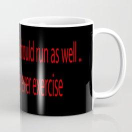 exercise Coffee Mug