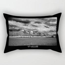 Durango Colorado Farming Rectangular Pillow