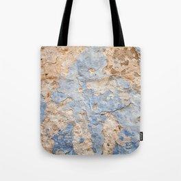 Peeling paint on wall (2) Tote Bag