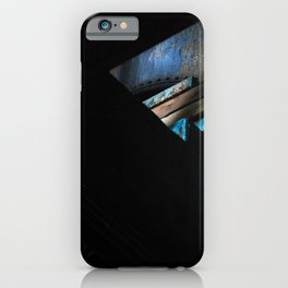 Copper Blue - Abstract, Mccarthy Alaska iPhone Case