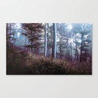 wanderlust Canvas Prints featuring Wanderlust by StayWild