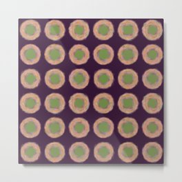 Quilt Squares 3089 Metal Print
