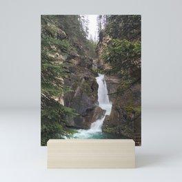 Johnston Canyon Adventure Mini Art Print