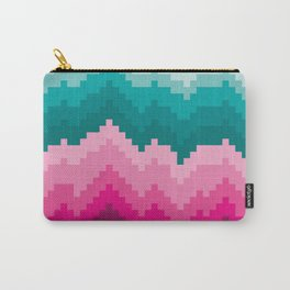 Colour Bleed Carry-All Pouch